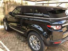 Neatly used Range Rover evoque 2013 for sale
