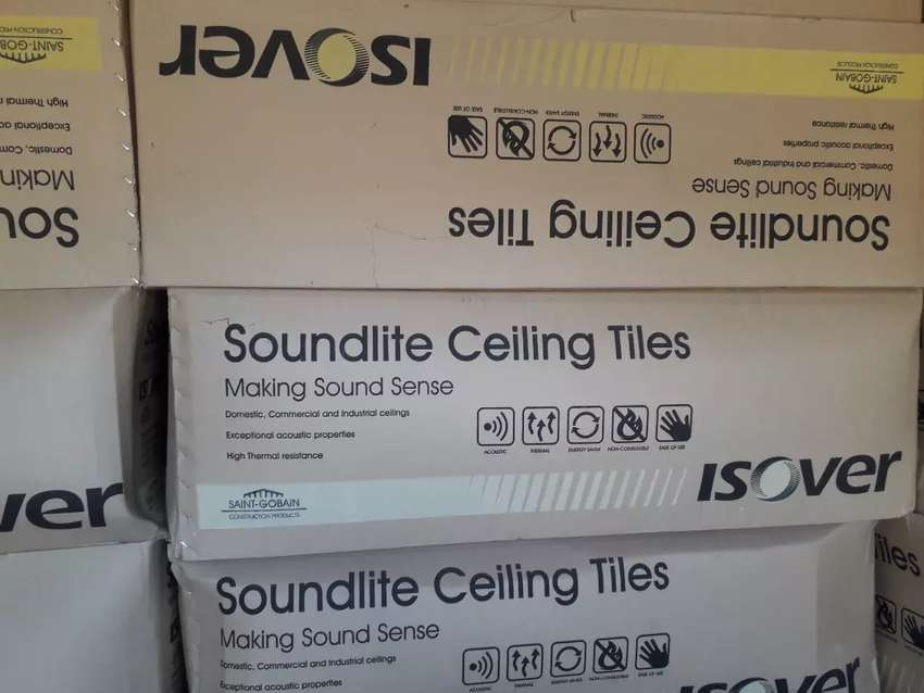 Saint Gobain Suspended Ceiling Tiles For Sale Inventory