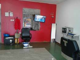 Beautiful Saloon At Makerere For Sale Only 10 Millions Cash