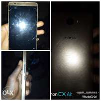 Infinix note 2 for sale