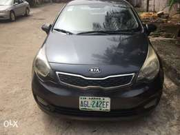 Bought brand new 2012 KiA Rio automatic drive.