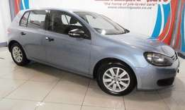 2011 volkswagen golf vi 1.4 tsi comfortline very fuel efficient