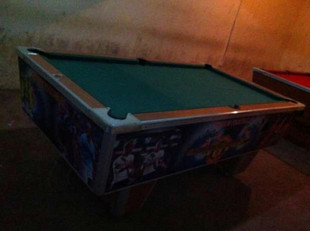 Pool Table Kikuyu T-Ship - image 3