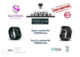 FITBIT Surge Super Watch available in bulk