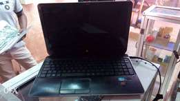 HP envy m6, corei5,with 500hdd, 4gig ram 85k
