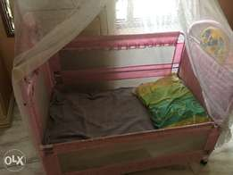 Toddler bed in mint condition