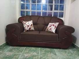 Latest Fabric Sofa Sets