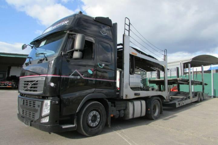 Volvo FH 420 - EEV - ROLFO - Nr.: 279 - 2012