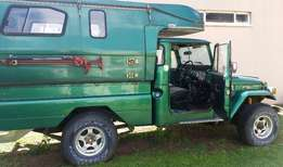 4x4 Toyota Land Cruiser - In Perfect Running Condition