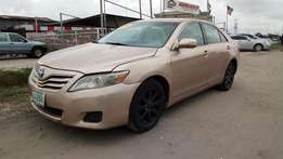Clean Registered 2007 Toyota Camry LE Muscle With Auto Leather Cold AC