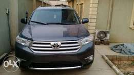 Foreign Used Toyota Highlander for Sale