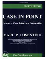 Case in Point - Complete Case Interview Preparation (Marc Cosentino)