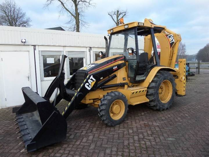 Used Backhoe Loaders For Sale Page 21 Tradus Com