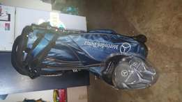 Mercedes-Benz golf bag and wood covers