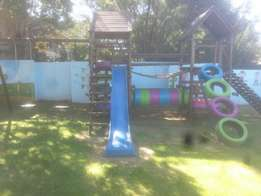 New jungle gym R12500.00 Free delivery and Installation