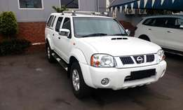 best buy! 2013 Nissan Hardbody 2.5 TDi Hi-Rider Double