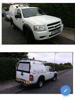 Ford ranger recovery version super cab