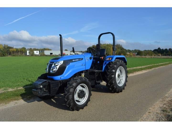 Solis 50 tractor NIEUW (3 jaar garantie) LEASE €219,- - 2018