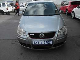 vw polo 1.6 HB 2007 model 75000km silver in color R63000 is for cash