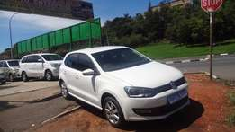 2013 model vw polo 6 1.4 Comfortline for sale 51000km