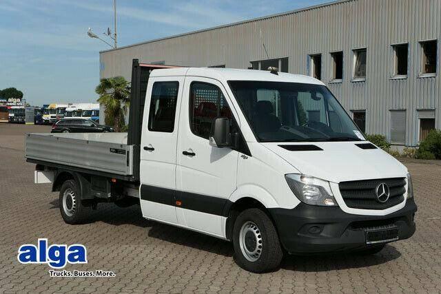 Mercedes-Benz 316 CDI Sprinter, DOKA, 3.400mm lang,AHk,7 Sitze - 2017
