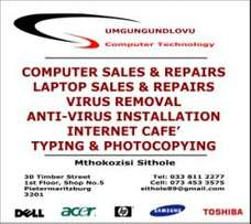 Laptops Repair and Service