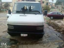 Nigerian Used Peugeot J5 For Sale