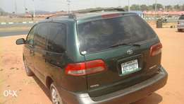 Grade one 2002 Toyota Sienna for cheap sale