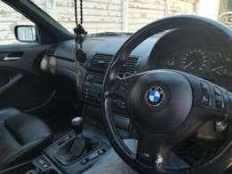 BMW e46 320d for sale