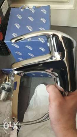 grohe water mixer