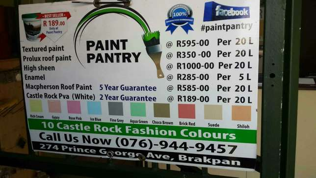 ROOF Paint best priced in S.A. Brakpan - image 3