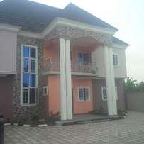 Newly built 5bedroom duplex for sale at eneka/rupoukwu road port harco