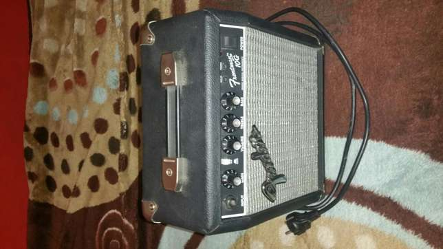 Fender Electric Guitar With Loads Of Extras Parow - image 5