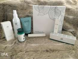 Beauty & health products available.