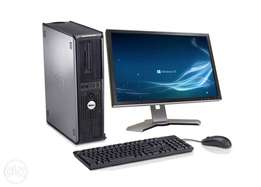 Complete Gaming Desktop with 19inch TFT Screen Ksh.12350.00