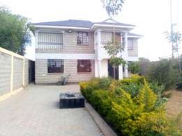 4Bedroom massionatte house to let in kilimani,kitengela