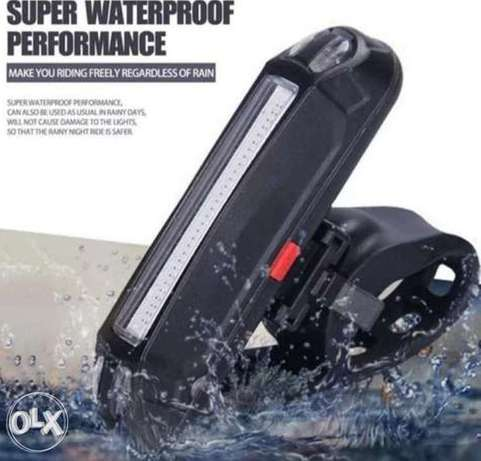 Chargeable water proof light for sale