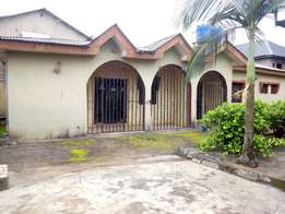 Two bedroom bungalow at Igando