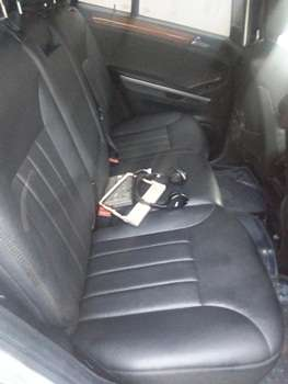 2007 Mercedes Benz Ml350 4Matic Up 4Sale Lagos Mainland - image 4