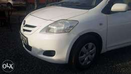 Toyota Belta very clean