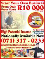Start your own home delivery business