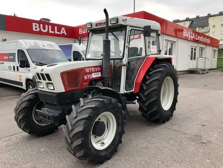 Steyr 970 a t - 1995