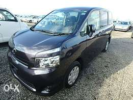 Toyota Voxy Year 2010 Model Automatic 7 Seater 2WD Purple Color KCN