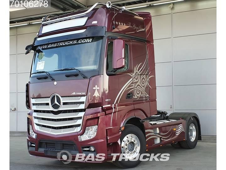 Mercedes-Benz Actros 1851 LS 4X2 Retarder Standklima Euro 6 - 2013