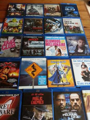 Blu Ray Movies R50 Each about 40 Titles (See Pics) min2 Bedford Gardens - image 2