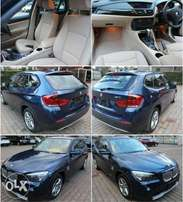 2010 BMW X1 Metallic Blue