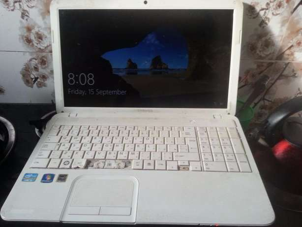 Toshiba Core i5 Laptop. Great opportunity for a good device LAGOS ONLY Lagos Mainland - image 4