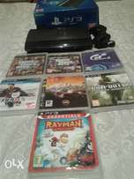 PS3 For Sale! Giveaway! Exellent Condition!