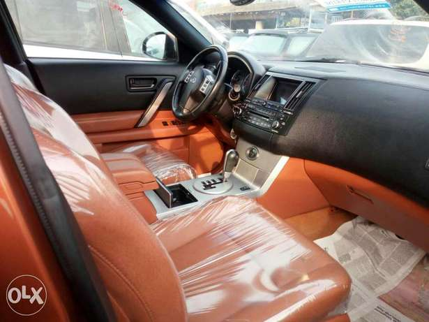 Foreign used 2005 infiniti fx35. Direct tokunbo Lagos Mainland - image 3