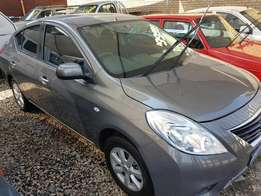 Nissan Almera 2013 new shape only 70000km